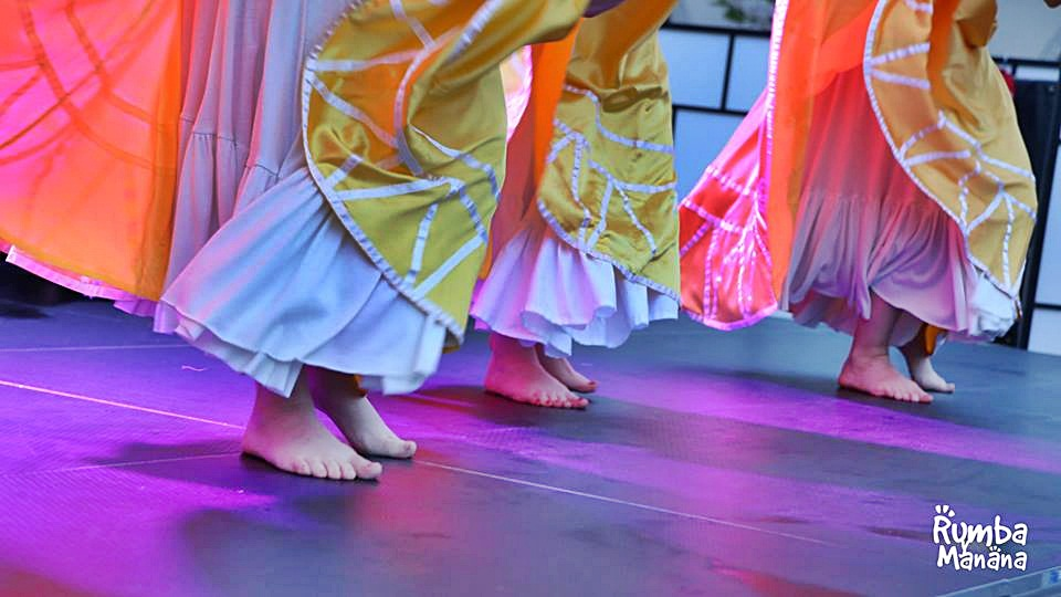 Boginie tańczą, wakacyjny obóz taneczny w Kazimierzu Dolnym